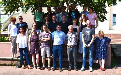 Lehrerteam des Bereichs Informationstechnische Assistent*innen